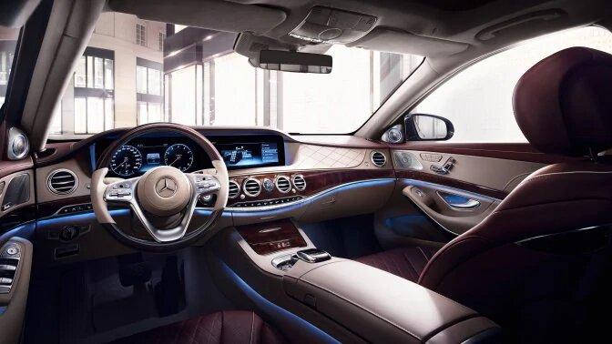 Mercedes Clase S Long