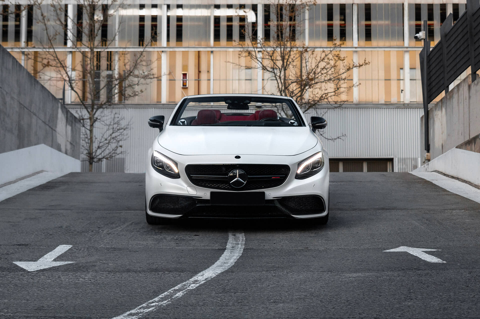 Mercedes S63 AMG Cabrio