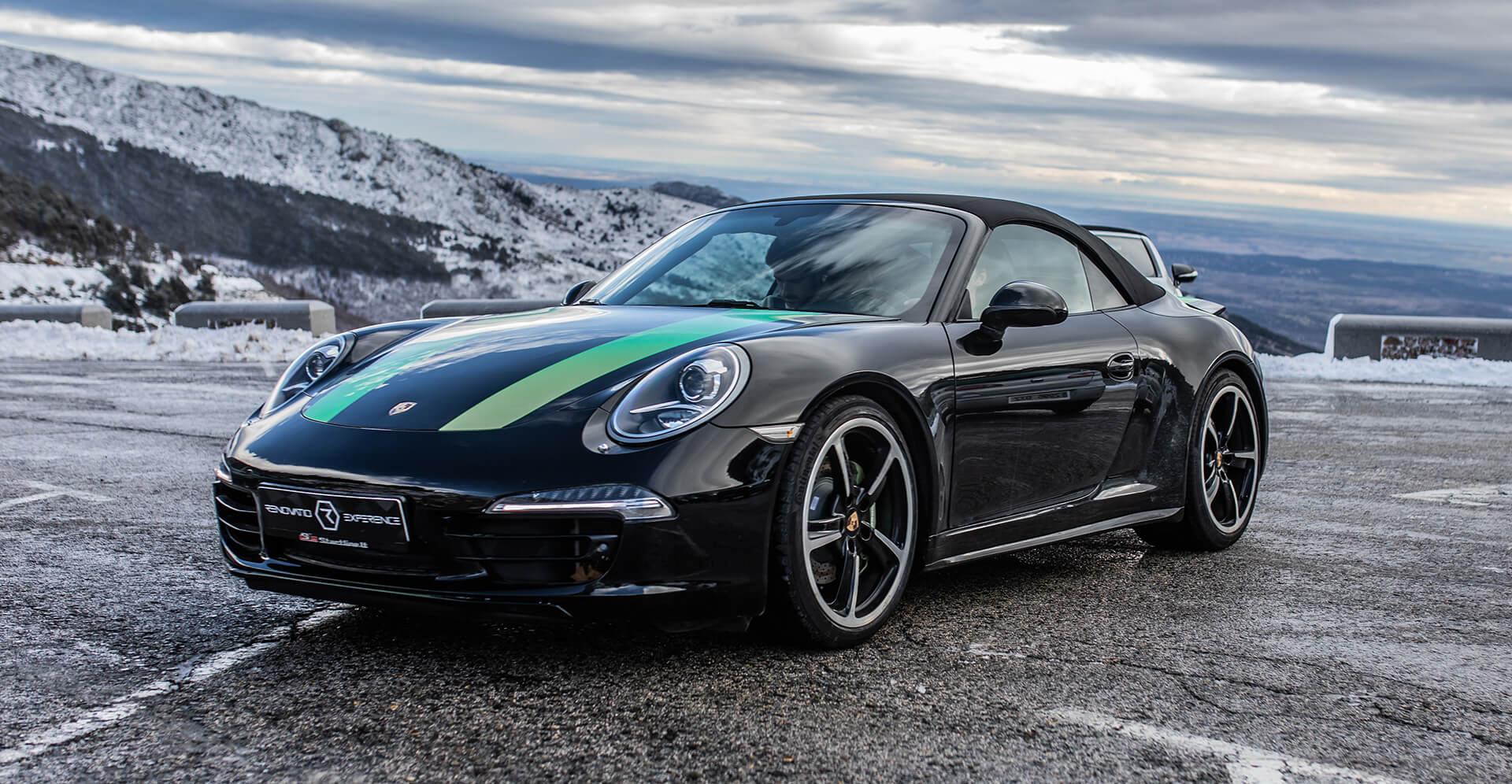 Porsche Carrera 4S Cabrio